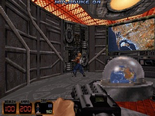 Test Duke Nukem 3D PC - Screenshot 11
