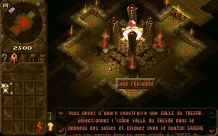 Test Dungeon Keeper PC - Screenshot 1