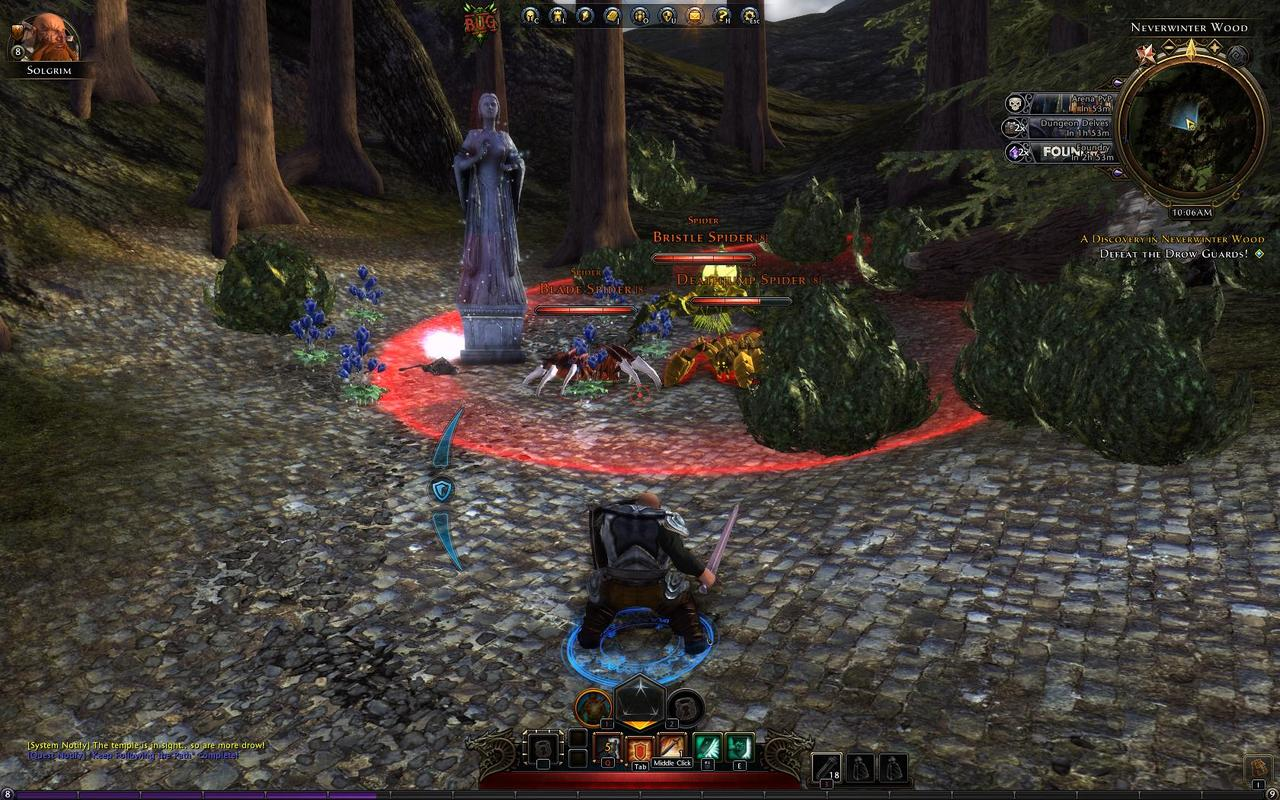 Images Dungeons & Dragons : Neverwinter PC - 335
