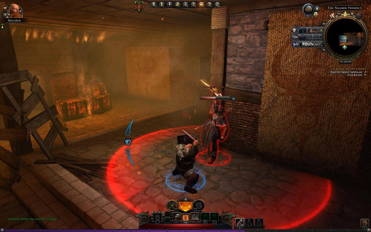 Images Dungeons & Dragons : Neverwinter PC - 350