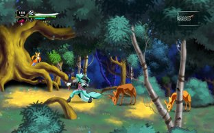 Test Dust : An Elysian Tail PC - Screenshot 2