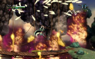 Test Dust : An Elysian Tail PC - Screenshot 3