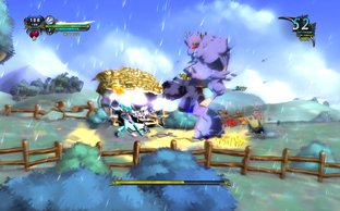 Test Dust : An Elysian Tail PC - Screenshot 4