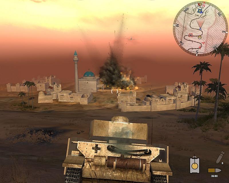 Dunes of War