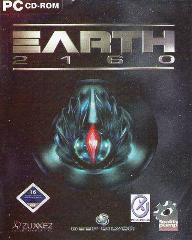 Earth 2160 FR [PC - FRENCH] [FS]