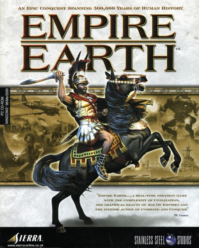 Empire earth pc french   [PC - French] [FS] [US]