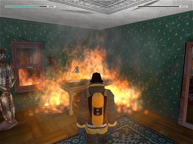 Emergency Firefighter