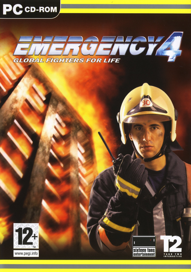 Emergency 4 (2CD) [PC][FRENCH]  TB|QS