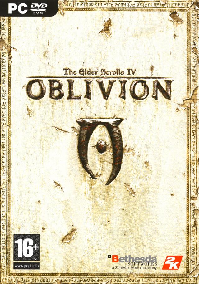 Oblivion FR   By Karyuu34 preview 0