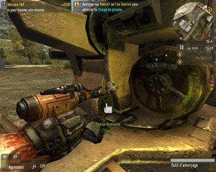 Test Enemy Territory : Quake Wars PC - Screenshot 135
