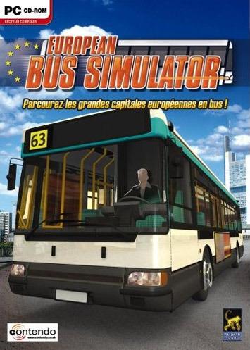 european bus simulator sur pc. Black Bedroom Furniture Sets. Home Design Ideas