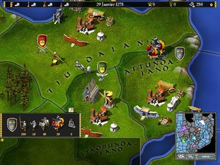 Test Europa Universalis  : Les Guerres Du Nord PC - Screenshot 9