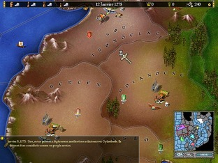Test Europa Universalis  : Les Guerres Du Nord PC - Screenshot 10