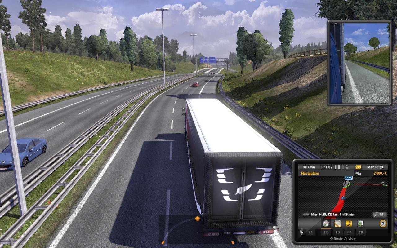 Euro Truck Simulator 2 Complet