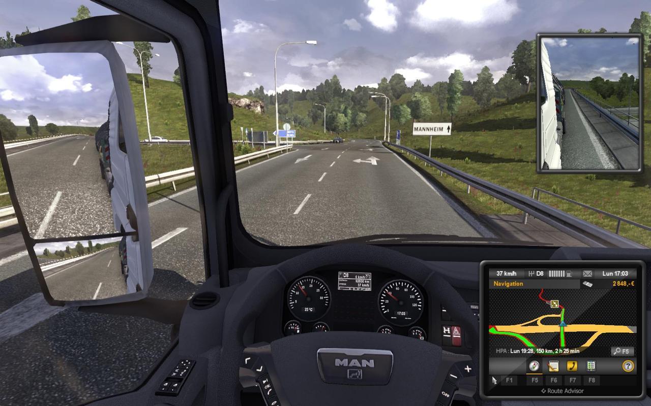 download game pc euro truck simulator 2 my inspiration. Black Bedroom Furniture Sets. Home Design Ideas