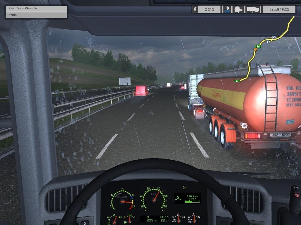 le jeu vaut vraiment le cou sur le forum euro truck simulator 2 22 10 2012 18 10 29. Black Bedroom Furniture Sets. Home Design Ideas