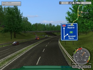 Test Euro Truck Simulator PC - Screenshot 43