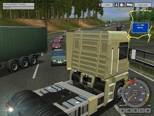 Test Euro Truck Simulator PC - Screenshot 44
