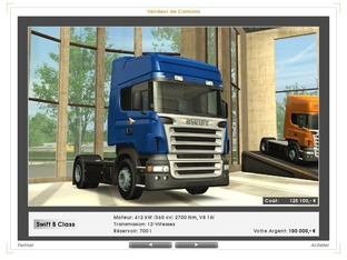 Test Euro Truck Simulator PC - Screenshot 50