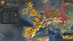Europa Universalis IV : Une démo Steam
