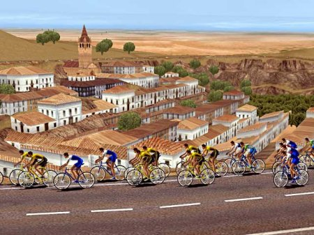 Images Euro Tour Cycling PC - 3