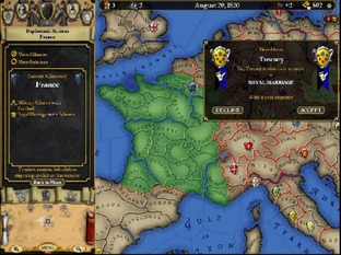 Images Europa Universalis PC - 5