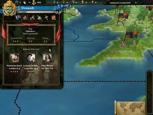 Images : Europa Universalis III, un empire très riche