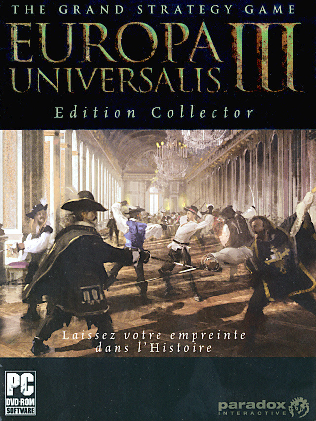 [DF]Europa Universalis III Chronicles 5.2 Beta [PC]