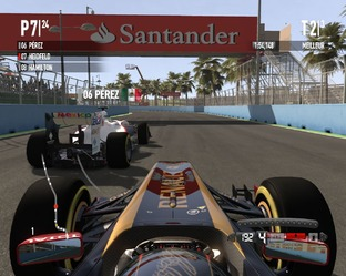 Test F1 2011 PC - Screenshot 20