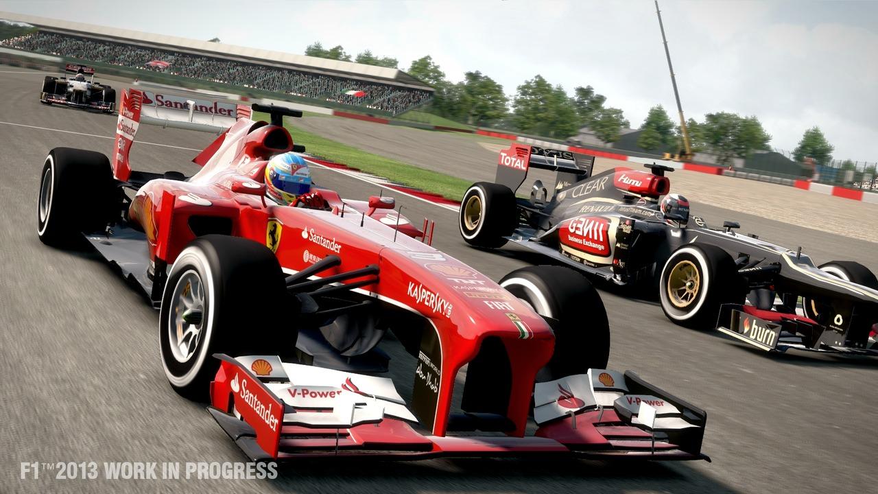 F1 2013 RELOADED