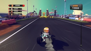 Test F1 Race Stars PC - Screenshot 10