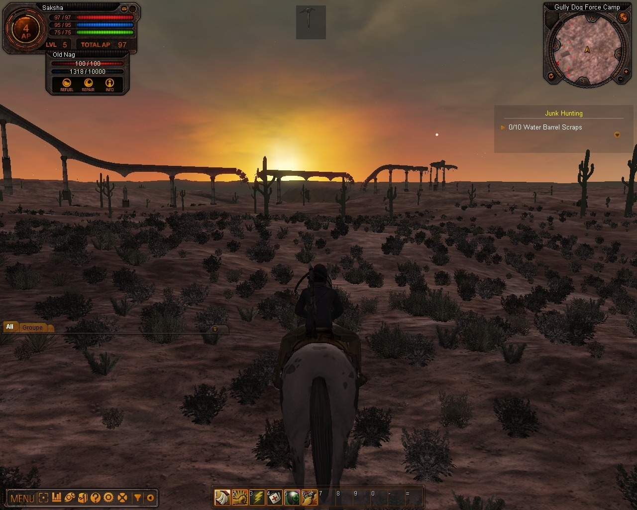 jeuxvideo.com Fallen Earth - PC Image 30 sur 99