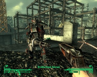 Test Fallout 3 : Opération Anchorage PC - Screenshot 10