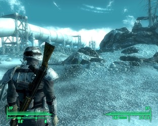 Test Fallout 3 : Opération Anchorage PC - Screenshot 19