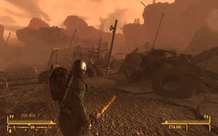Test Fallout New Vegas : Lonesome Road PC - Screenshot 6