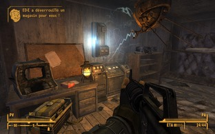 Test Fallout New Vegas : Lonesome Road PC - Screenshot 7
