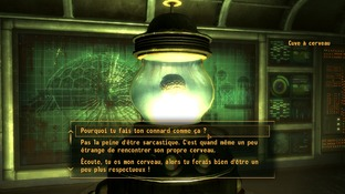 Test Fallout New Vegas : Old World Blues PC - Screenshot 8