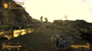 Test Fallout : New Vegas PC - Screenshot 80