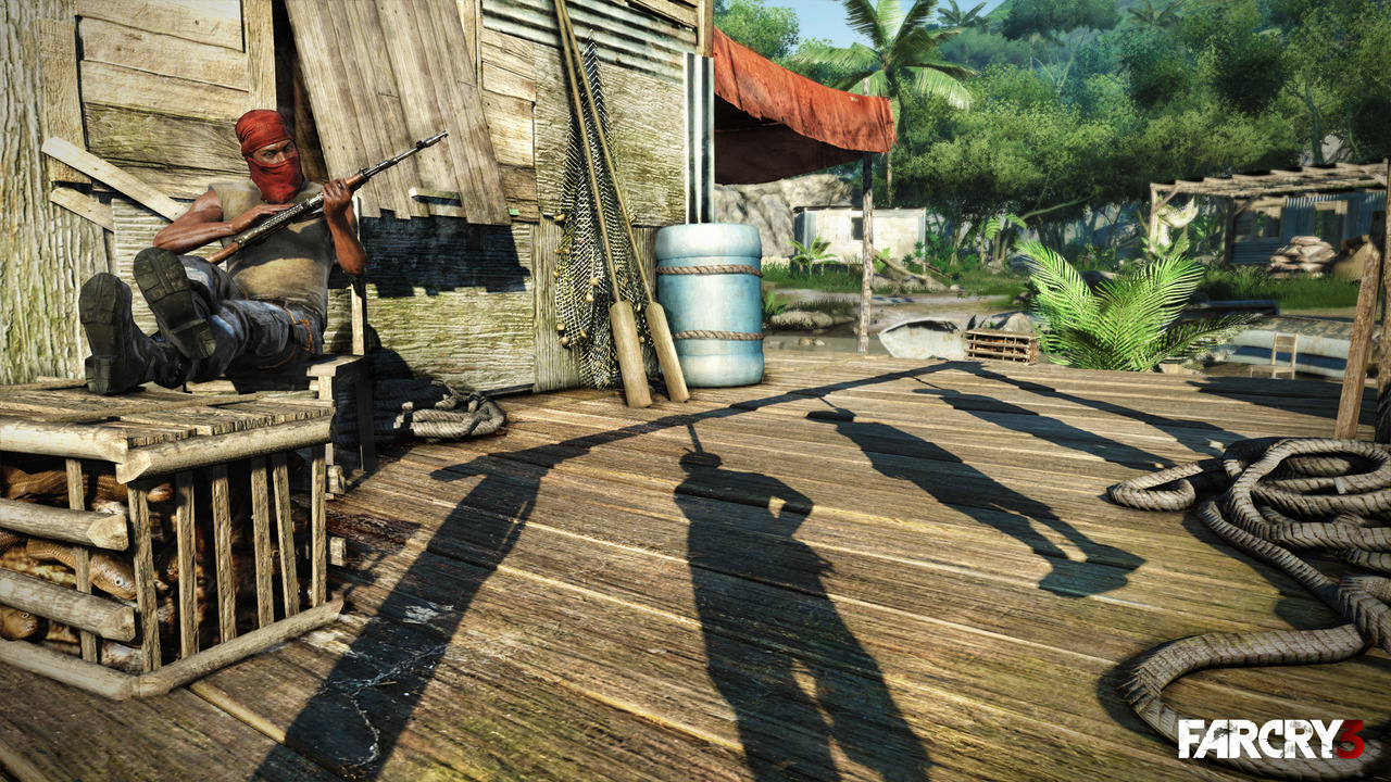Far Cry 3 PS3 DUPLEX