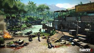 Far Cry 3 برابط تورنت torrent+ كراك crack only