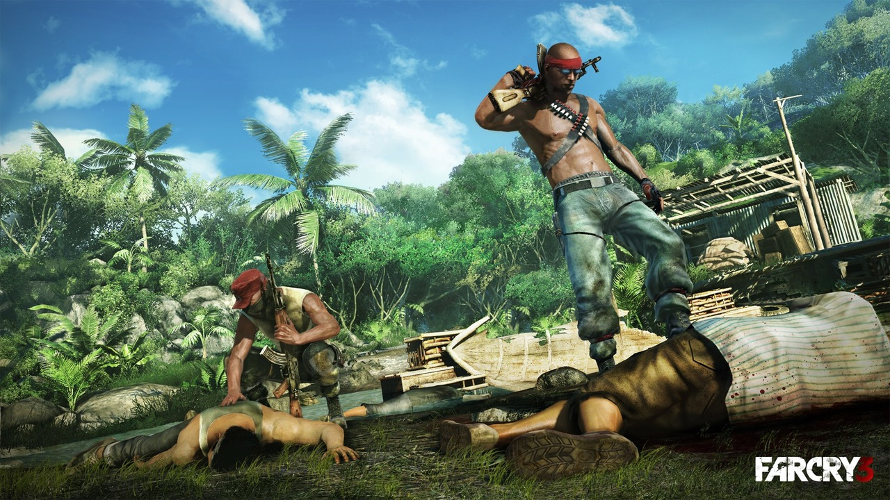 Far Cry 3 Deluxe Edition MULTI5 DLC RELOADED