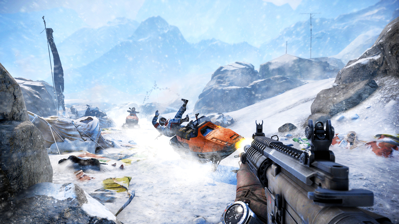 Far Cry 4 SKIDROW + v1.03 UPDATE SKIDROW
