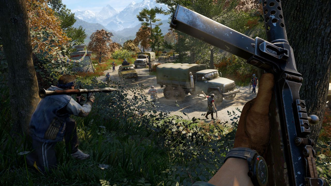 Free Download Far Cry 4 Reloaded
