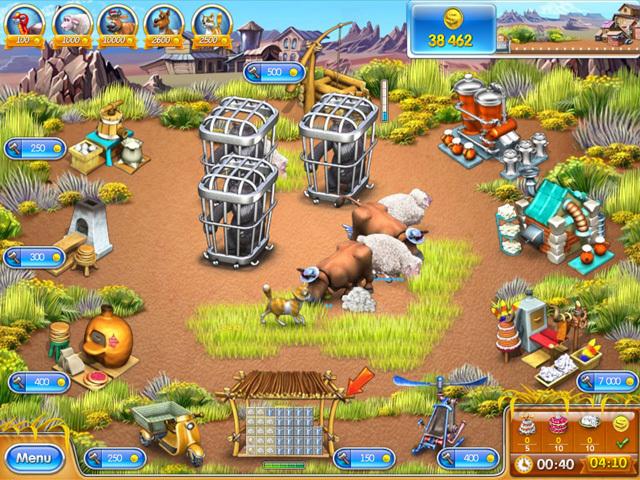 تحميل لعبة المزرعة السعيدة 2013 كاملة بدون نت Farm-frenzy-3-pc-004