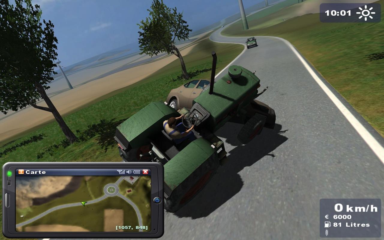 Farming Simulator 2011 [FR] +crack + clef