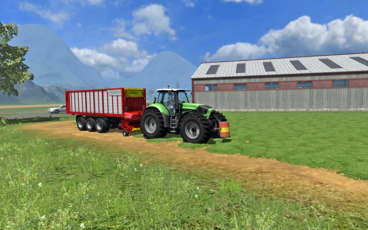 Vido De Farming Simulator 2015 | Autos Post