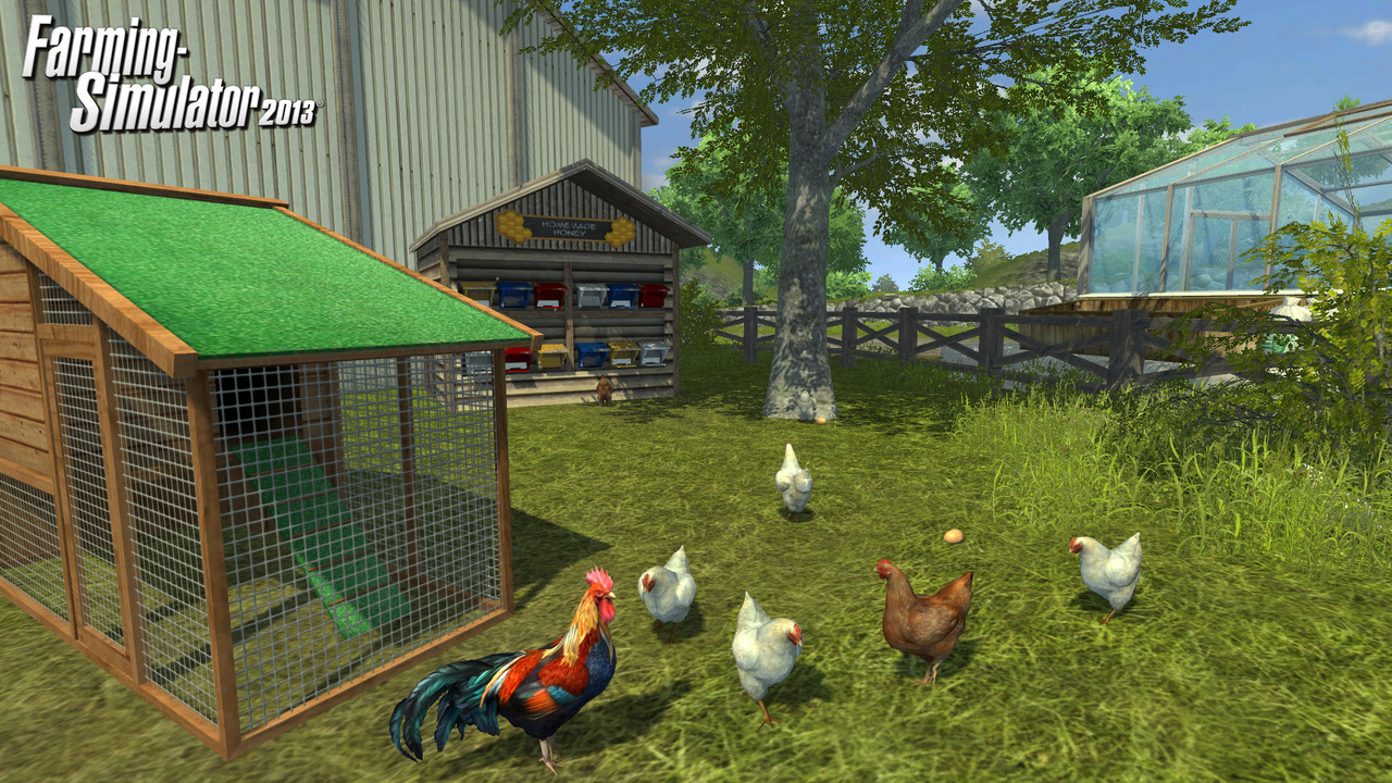 Farming Simulator 2013 Update v1.3 RELOADED