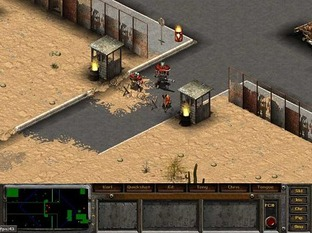 Test Fallout Tactics PC - Screenshot 1