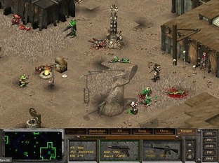 Test Fallout Tactics PC - Screenshot 2
