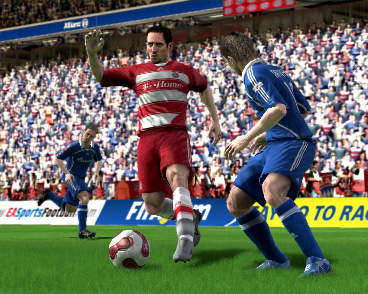 شرح تحميل وتتبيث لعبة FIFA 2009 مضغوطة بحجم خيالي 690MB